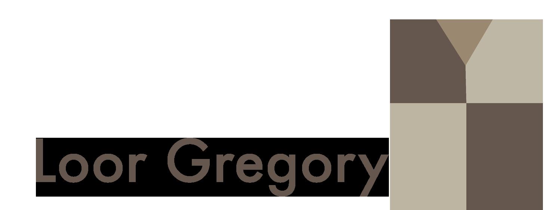logo loor gregory